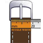 Buckle Width