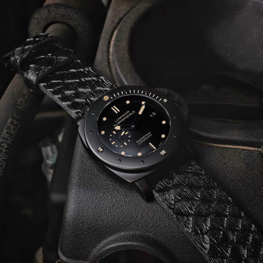 malio-straps-black-drago-stitchless-panerai-submersible