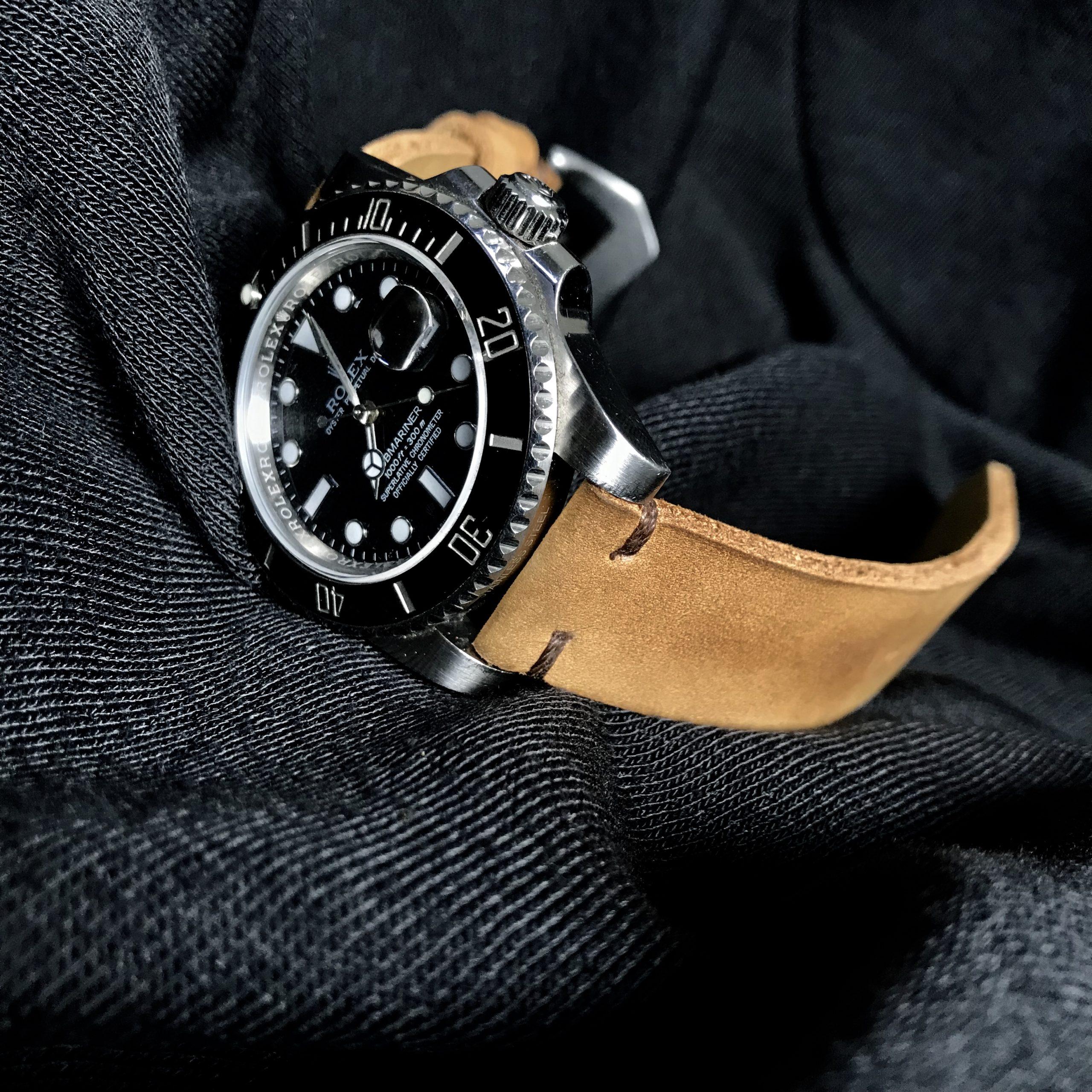 porteur-straps-minimalist-fawn-rolex